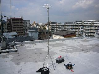 アンテナ工事の仕様検討の画像