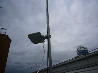 小型UHFアンテナ