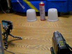 マルチカメラでUstream配信テストの画像