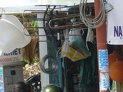 ベトナムの材料屋