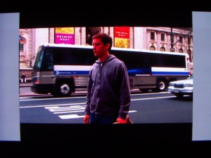 パソコン接続DVD再生画面