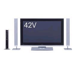 W42-P7000+AVC-HRD7000の画像