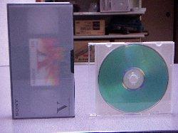 DVD/HDDレコーダーとビデオデッキの画像